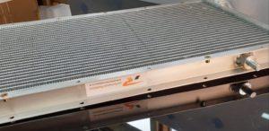 rover aluminium radiator