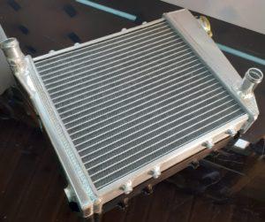 mini aluminium radiator