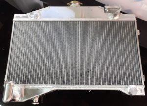 austin aluminium radiator